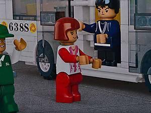 Конструктор «Автобус/Троллейбус», M38-B0331R, отзывы