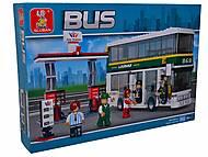 Конструктор «Автобус/Троллейбус», M38-B0331R