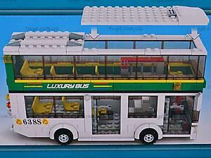 Конструктор «Автобус/Троллейбус», M38-B0331R, цена