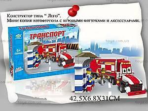 Конструктор «Автофургон», ES80092R