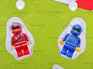 Конструктор «Автомобильные гонки», 457 элементов, M38-B5500, фото
