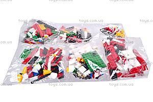 Конструктор «Автомобильные гонки», 457 элементов, M38-B5500, детские игрушки