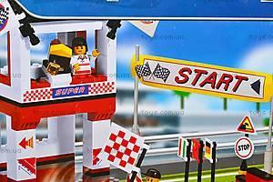 Конструктор «Автомобильные гонки», 457 элементов, M38-B5500, toys.com.ua