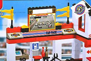 Конструктор «Автомобильные гонки», 457 элементов, M38-B5500, іграшки
