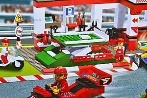 Конструктор «Автомобильные гонки», 457 элементов, M38-B5500, детский