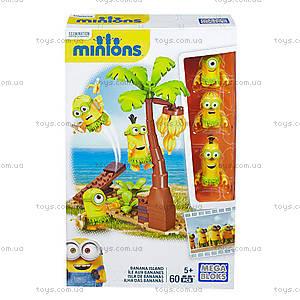 Конструктор Mega Bloks «Банановый остров», CNN55