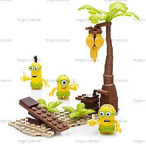 Конструктор Mega Bloks «Банановый остров», CNN55, отзывы