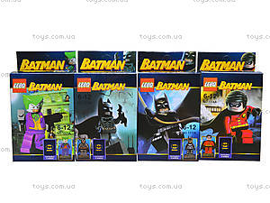Конструктор-герой Batman, 1371-1378, купить