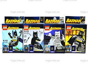 Конструктор-герой Batman, 1371-1378, отзывы