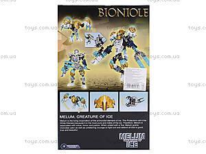 Игрушечный конструктор для мальчиков Bionicle, 609-6, фото