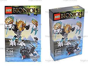 Игрушечный конструктор для мальчиков Bionicle, 609-6