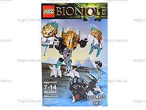Игрушечный конструктор для мальчиков Bionicle, 609-6, отзывы