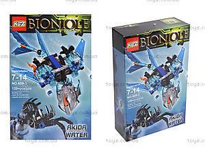 Конструктор для мальчиков «Бионикл», 609-3