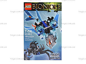 Конструктор для мальчиков «Бионикл», 609-3, отзывы