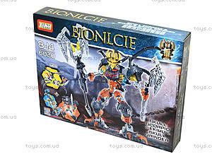 Игровой детский конструктор «BIONICLE», 60181920, фото