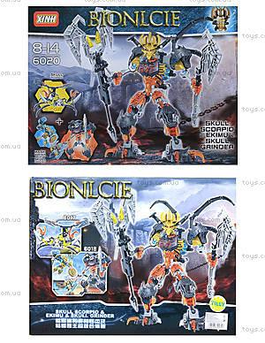 Игровой детский конструктор «BIONICLE», 60181920