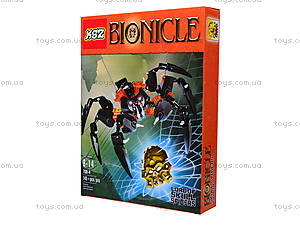 Конструктор Bionicle «Lord of skull spiders», 705, фото