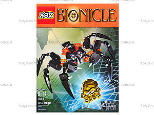 Конструктор Bionicle «Lord of skull spiders», 705, отзывы