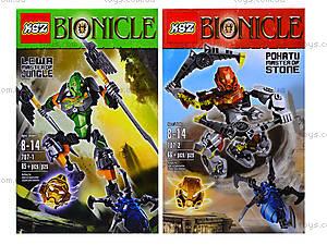 Игрушка-конструктор Bionicle, 707-123, отзывы