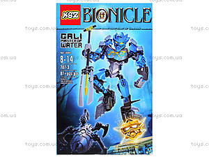 Игрушка-конструктор Bionicle, 707-123, игрушки