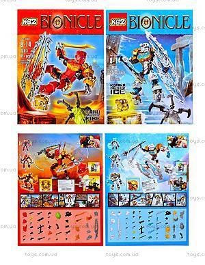 Конструктор Bionicle «Герой», 708-1-4