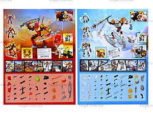 Конструктор Bionicle «Герой», 708-1-4, отзывы