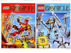 Конструктор Bionicle «Герой», 708-1-4, цена