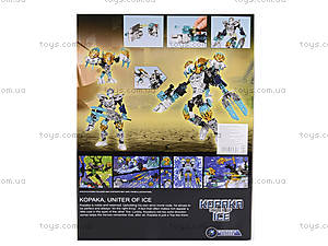 Детский конструктор Bionicle «Воин», 611-4, купить