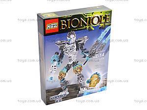 Детский конструктор Bionicle «Воин», 611-4, фото
