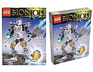 Детский конструктор Bionicle «Воин», 611-4