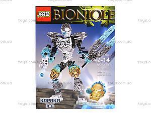 Детский конструктор Bionicle «Воин», 611-4, отзывы