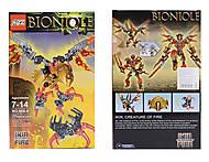 Конструктор-герой Bionicle, 609-4, купить