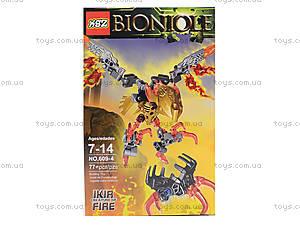 Конструктор-герой Bionicle, 609-4, отзывы