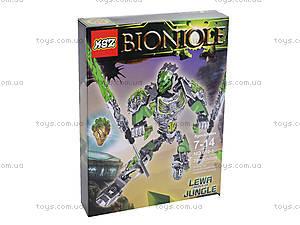 Детский конструктор Bionicle «Джунгли», 610-1, купить