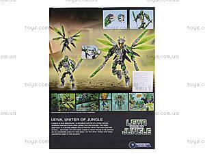 Детский конструктор Bionicle «Джунгли», 610-1, фото