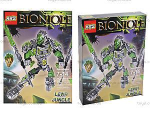 Детский конструктор Bionicle «Джунгли», 610-1