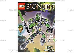 Детский конструктор Bionicle «Джунгли», 610-1, отзывы