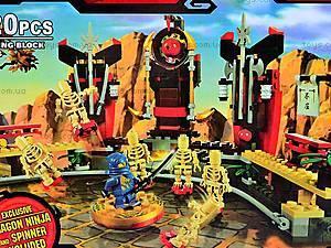 Конструктор «Битва со скелетами», 9731, купить