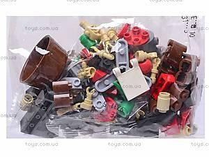 Конструктор «Битва со скелетами», 9731, детские игрушки