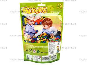 Конструктор блочный для детей, 8 деталей, 188B-18, фото