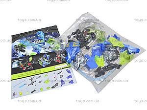 Детский конструктор «Боевой робот», ES80369R, цена