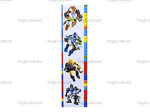 Детский конструктор «Боевой робот», ES80369R, игрушки
