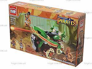 Конструктор «Боевая машина пиратов», 144 детали, 1304, фото