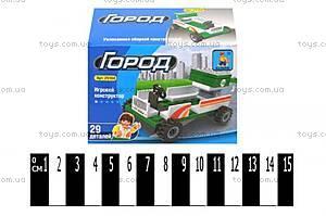 Конструктор Brick  Ausini «Машина», 25104