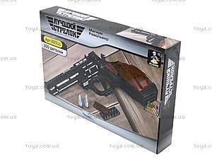 Детский конструктор «Пистолет», 22511, купить