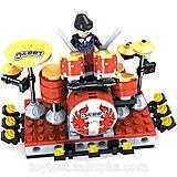 Конструктор Brick «Барабанная установка», 25417