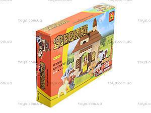 Детский конструктор «Ферма», 168 деталей, 28405, купить