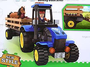 Конструктор для детей «Ферма», 6007, цена