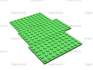 Конструктор Brick «Клумба с цветами», 6004, фото