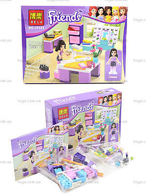Детский конструктор «Студия дизайна», 10133